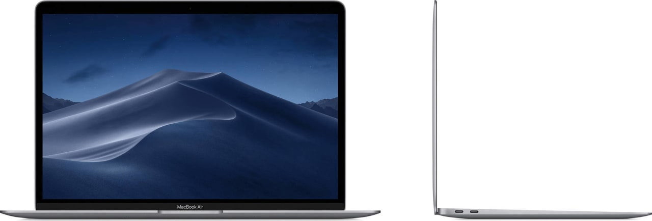 Space Grey Apple MacBook Air (Late 2018).3