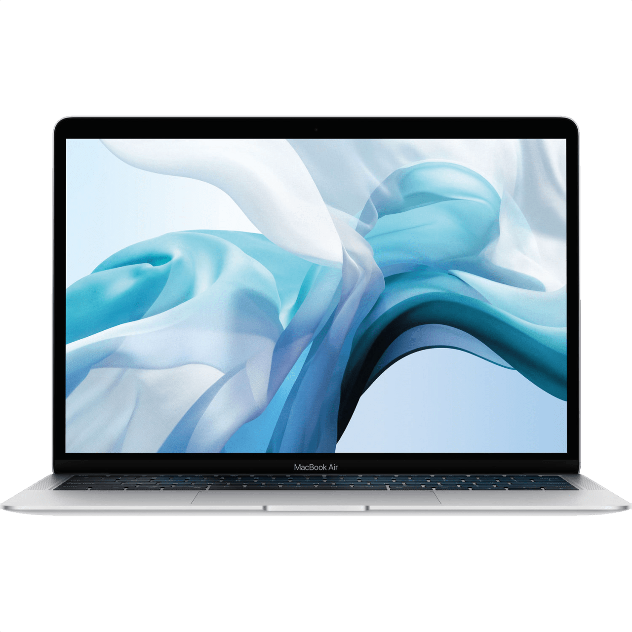 Silber Apple MacBook Air (Late 2018).1