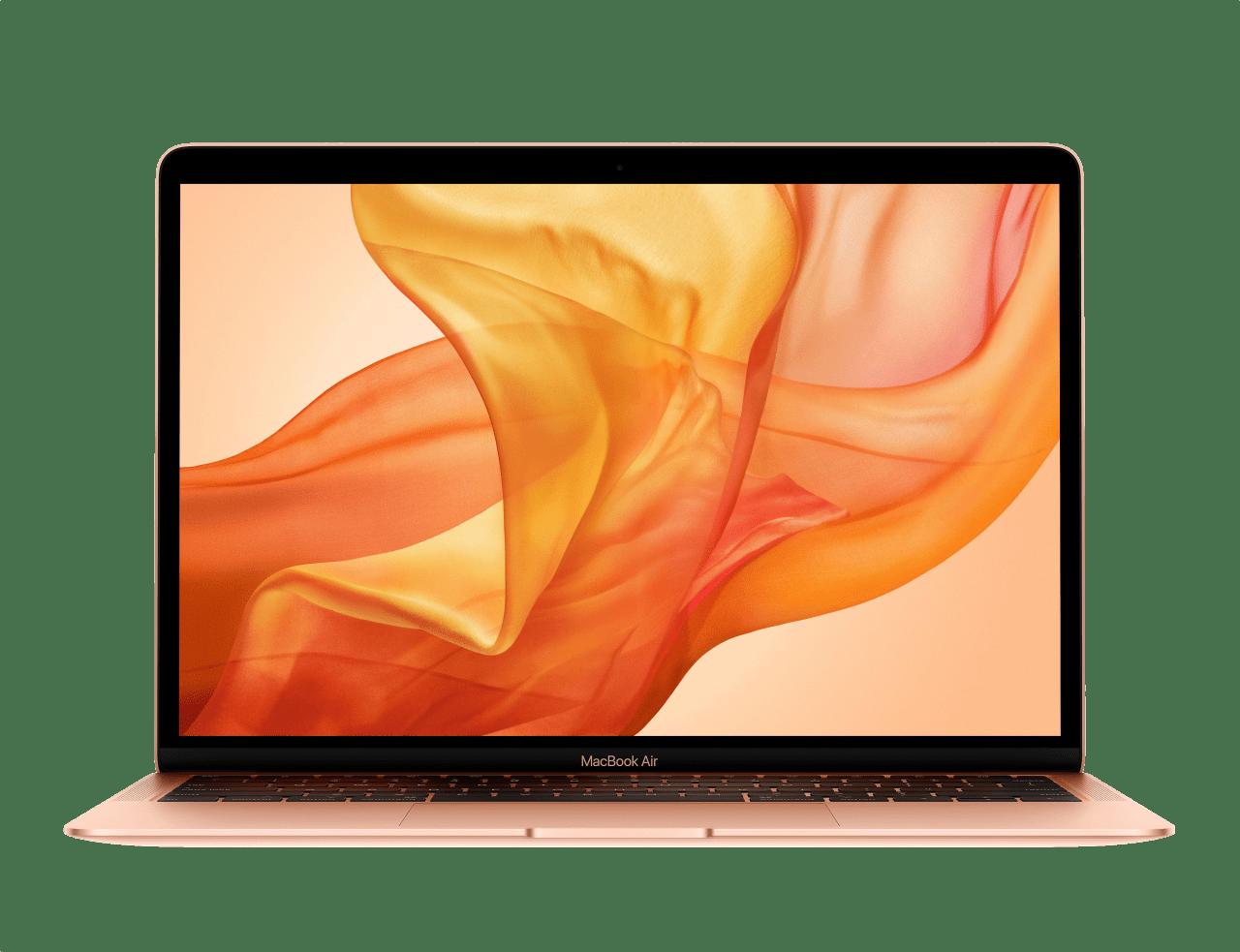 Gold Apple MacBook Air (Mid 2019).1