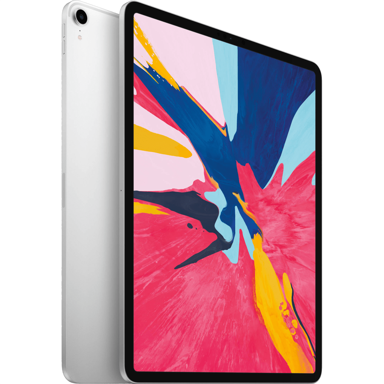 "Silver Apple 12.9"" iPad Pro Wi-Fi (2018).1"