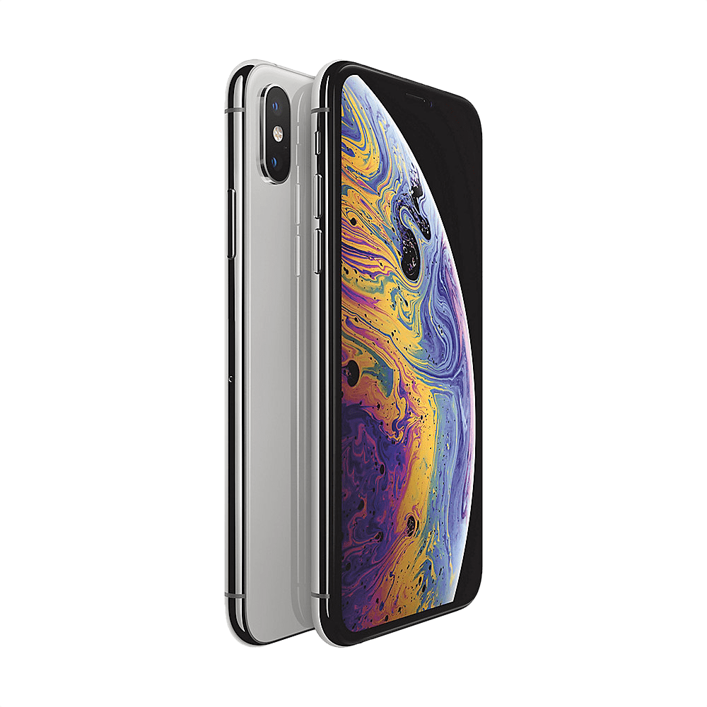 Silver Apple iPhone Xs 512GB.1