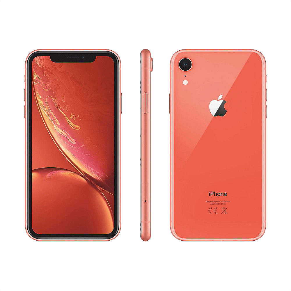 Coral Apple iPhone Xr 256GB.2