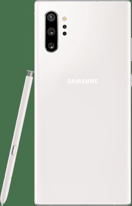 Aura White Samsung Note 10+ 256GB.2