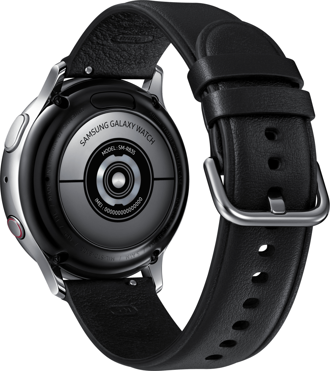 Silber Samsung Galaxy Watch Active2 (LTE), 40mm.4
