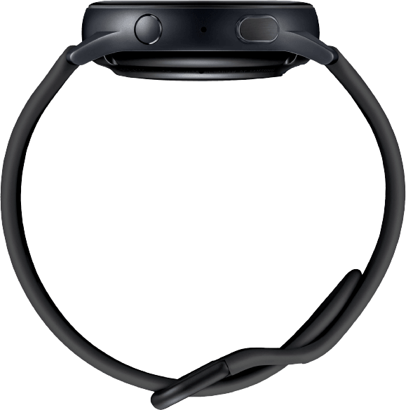 Aqua Black Samsung Galaxy Watch Active2, 40mm.4