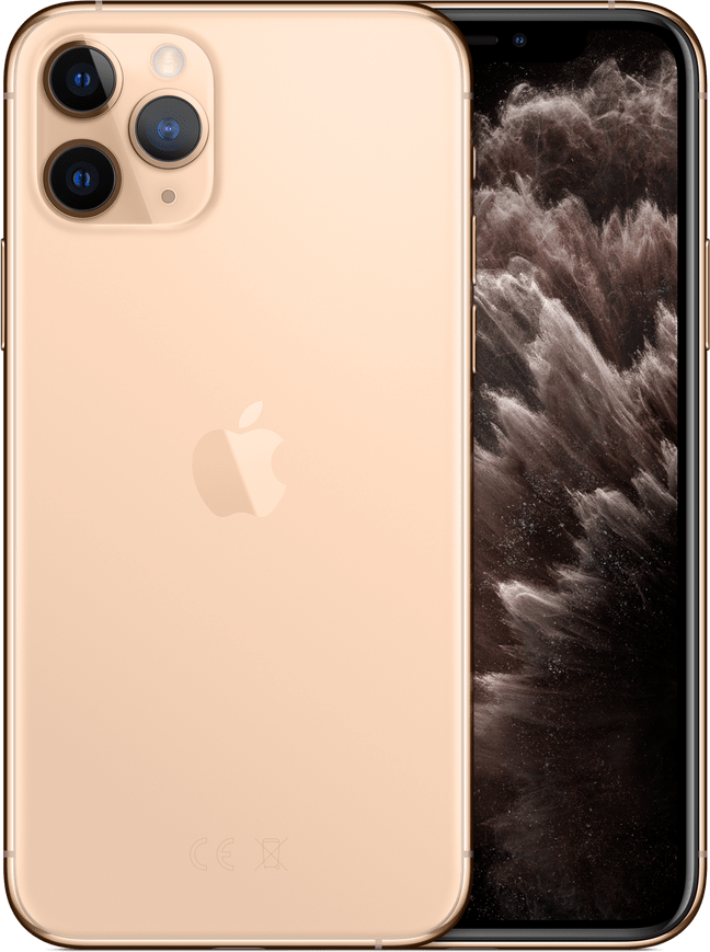 Gold Apple iPhone 11 Pro 64GB.1