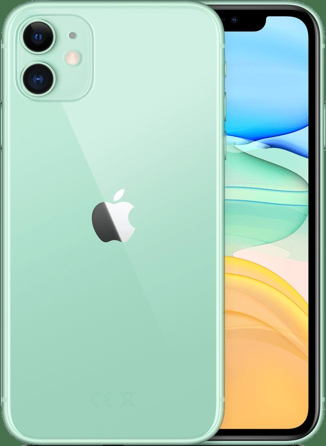 Grün Apple iPhone 11 128GB.1