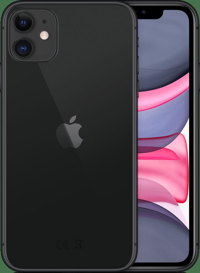 Schwarz Apple iPhone 11 256GB.1