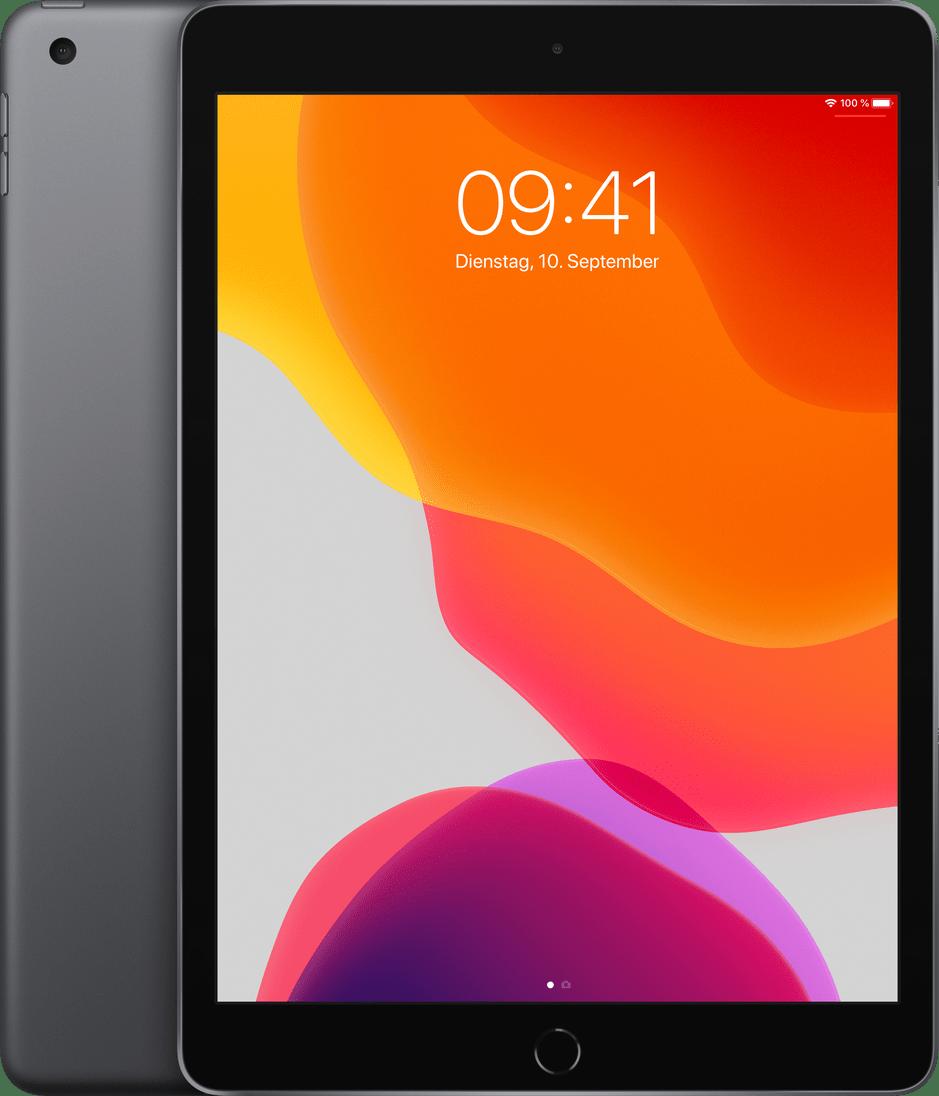 Space Grau Apple iPad (2019) Wi-Fi + Cellular 128GB.1
