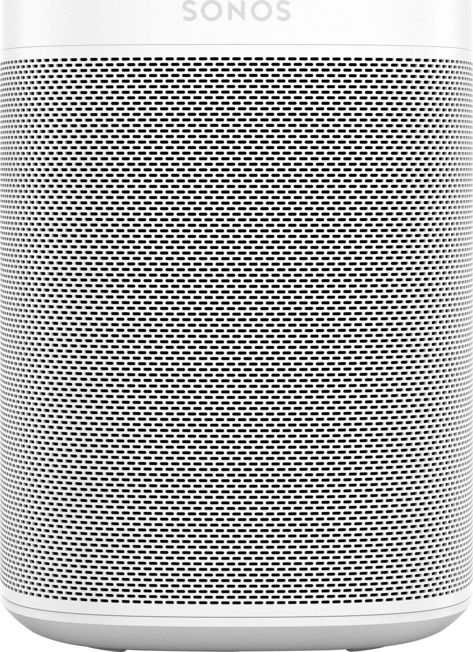 White Sonos One Gen2.1