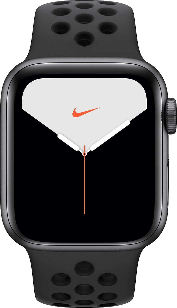 Anthracite / Schwarz Apple Watch Nike Series 5 GPS + Cellular, 40mm.1