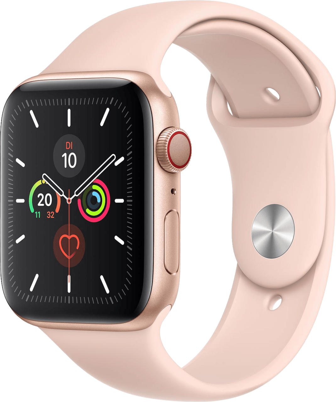 Sand Pink Apple Watch Series 5 GPS + Cellular, 40mm.2