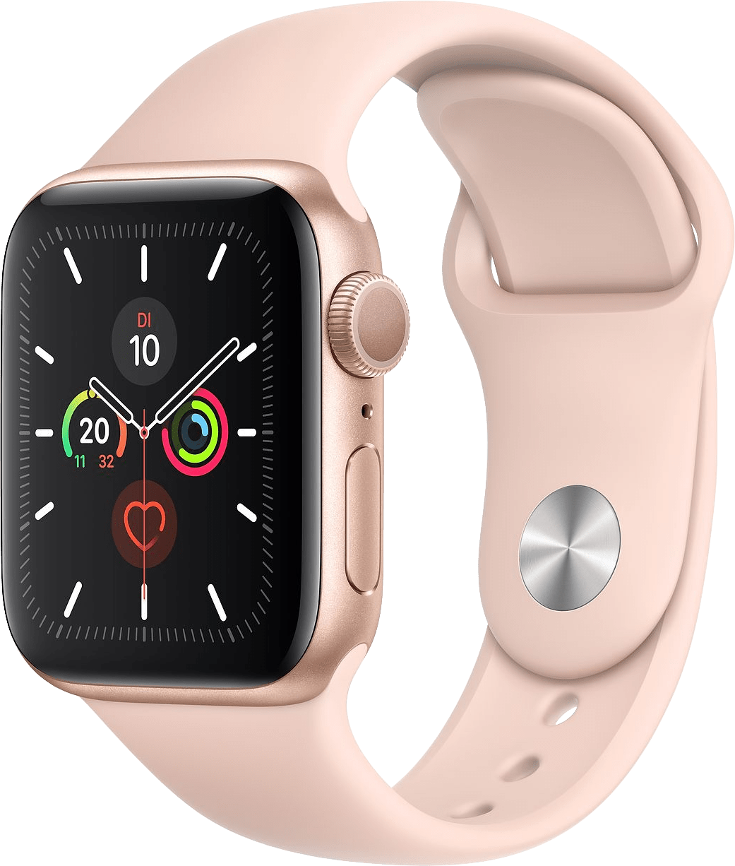 Sand Pink Apple Watch Series 5 GPS, 44mm.2
