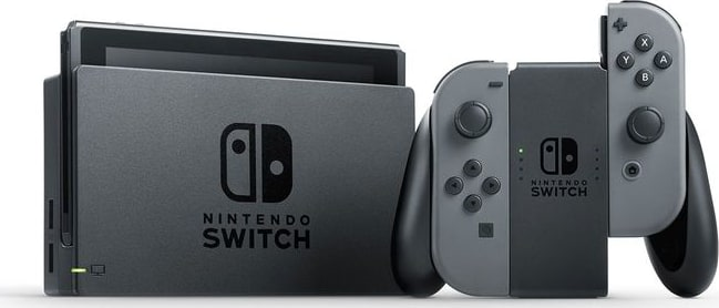 Grau Nintendo Switch (2019 Edition).2