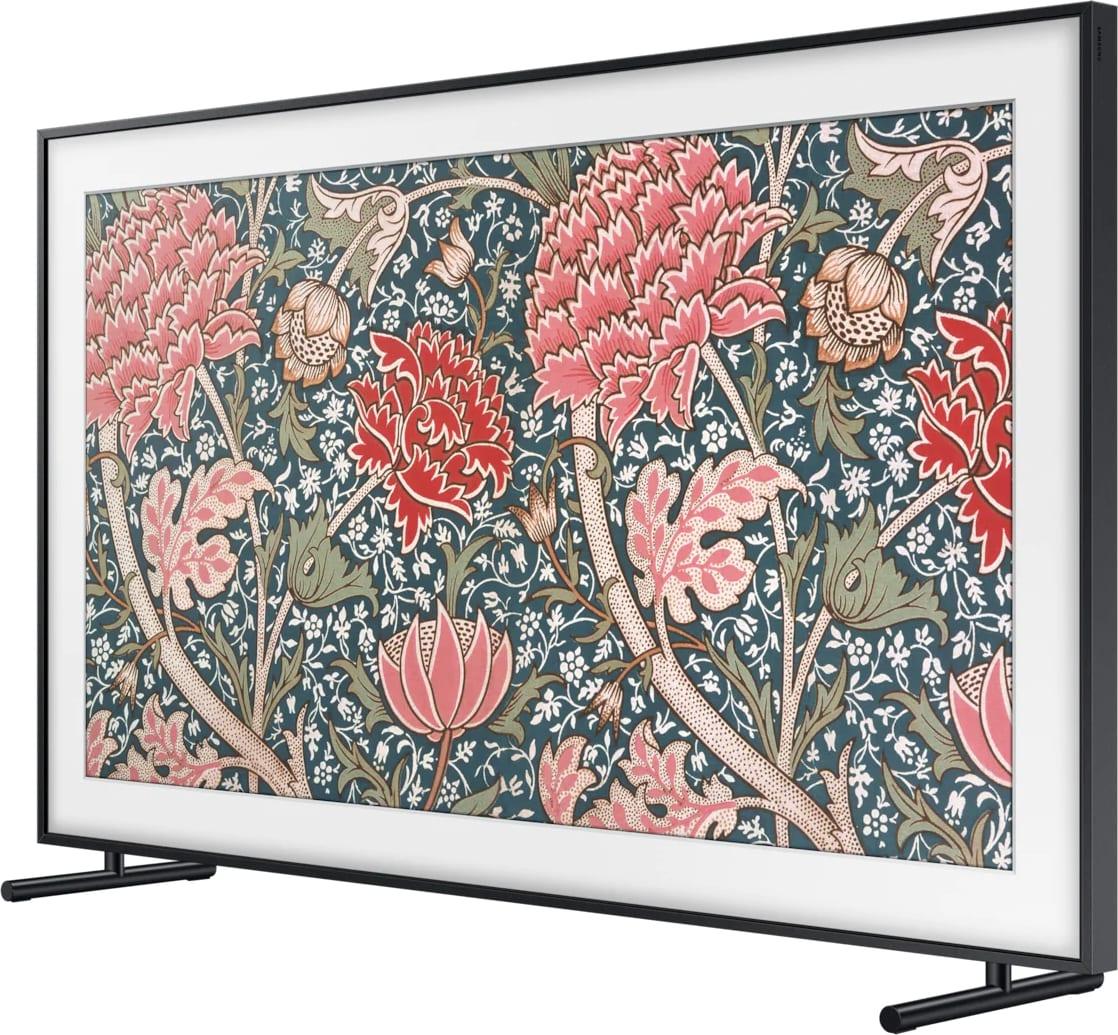 """Schwarz Samsung TV 49"""" The Frame.4"""