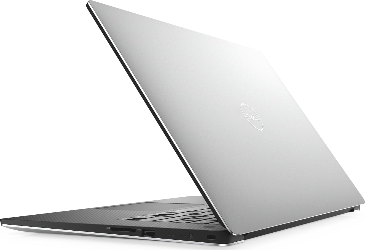 Black / Silver Dell XPS 15 7590.2