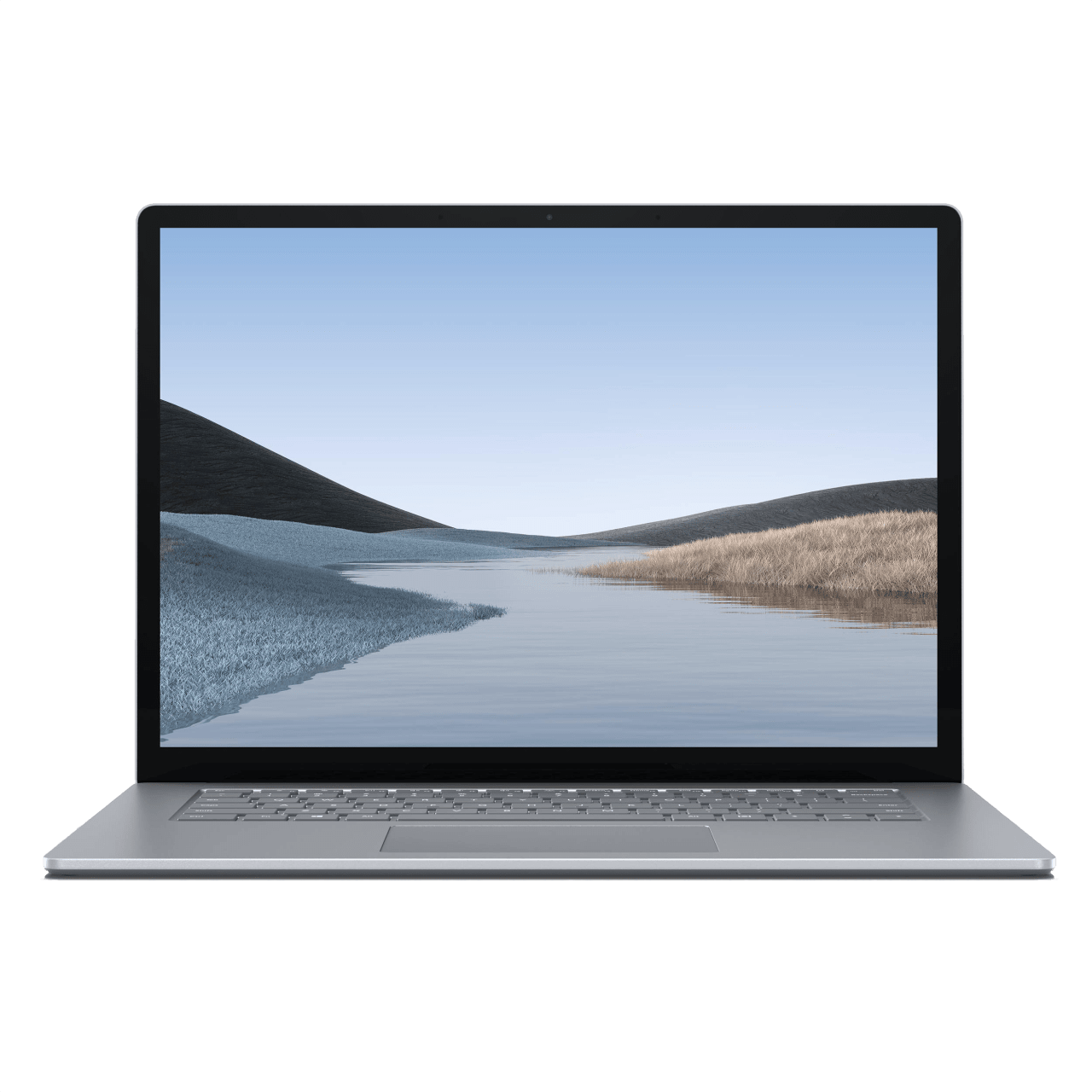 Platin (Metall) Microsoft Surface Laptop 3.1