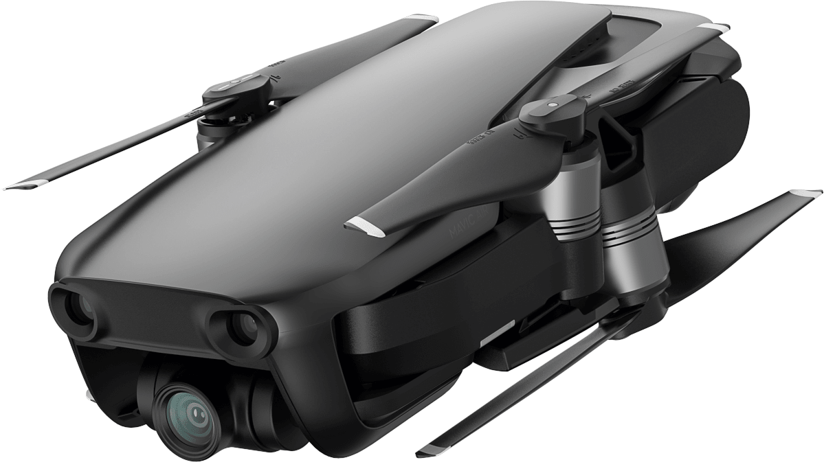 Onyx Black DJI Mavic Air.2