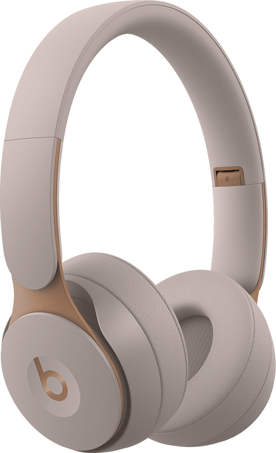 Grey Beats Solo Pro Noise-cancelling Over-ear Bluetooth Headphones.1
