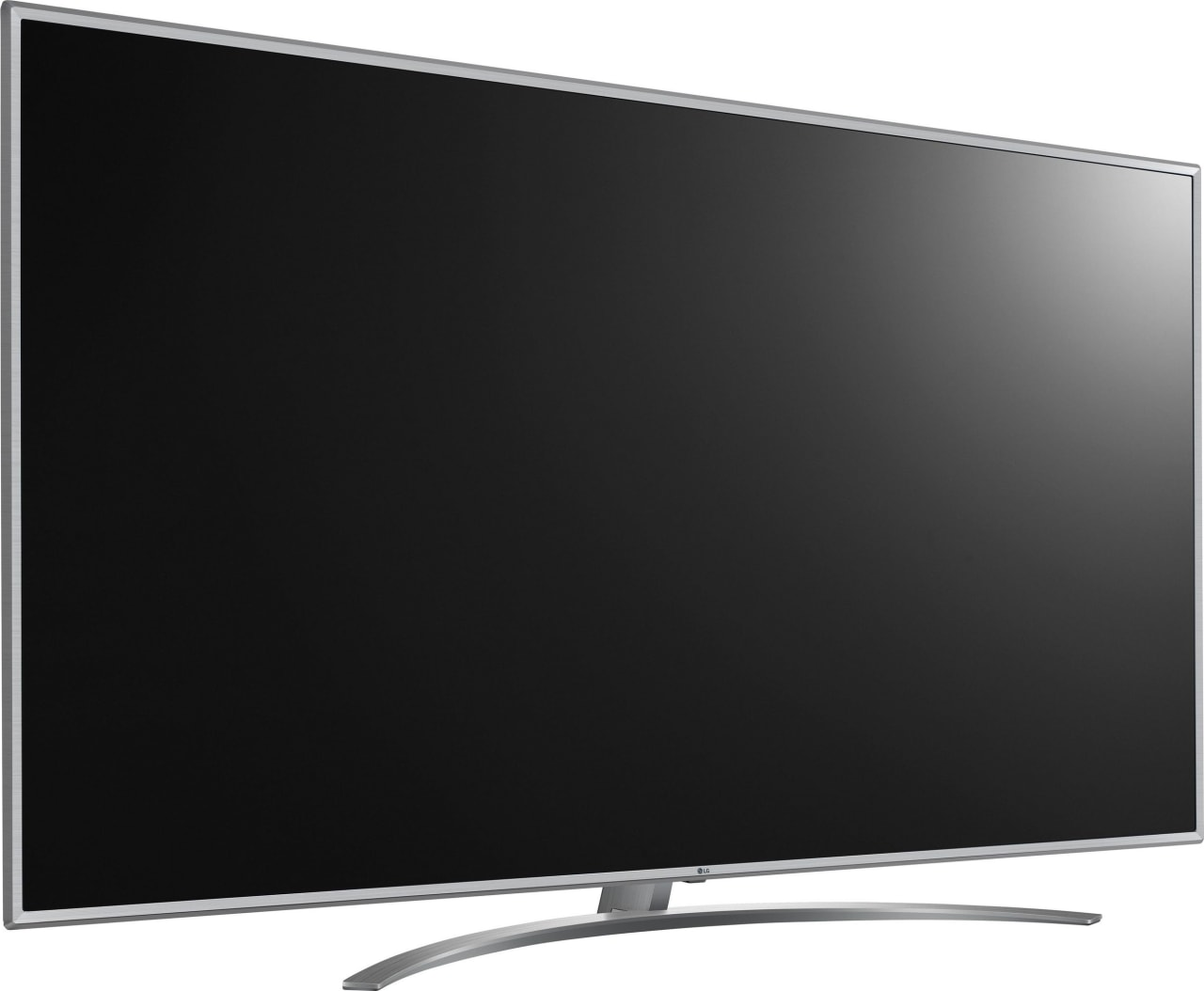 "Schwarz LG TV 75"" UM7600.5"