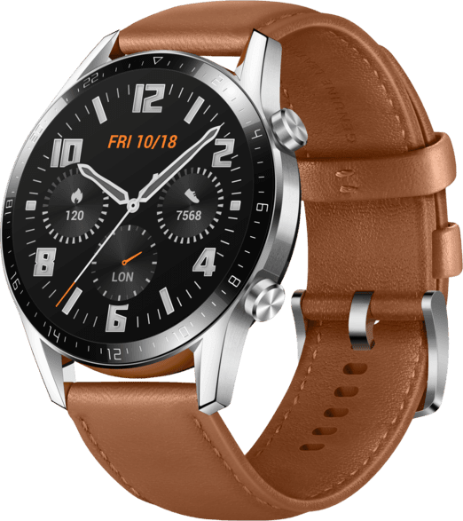 Braun Huawei Watch GT2 Classic, 46mm.1