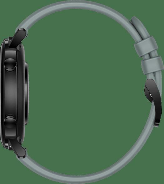 Blue Gray Huawei Watch GT2 Sport Edition, 42mm Stainless steel case, Fluororubber Strap.4