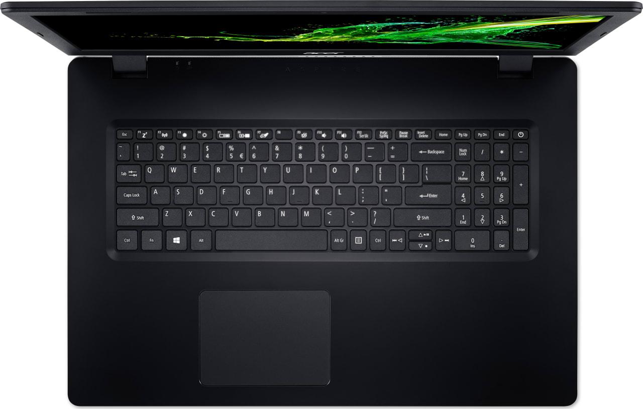 Schwarz Acer Aspire 3.4