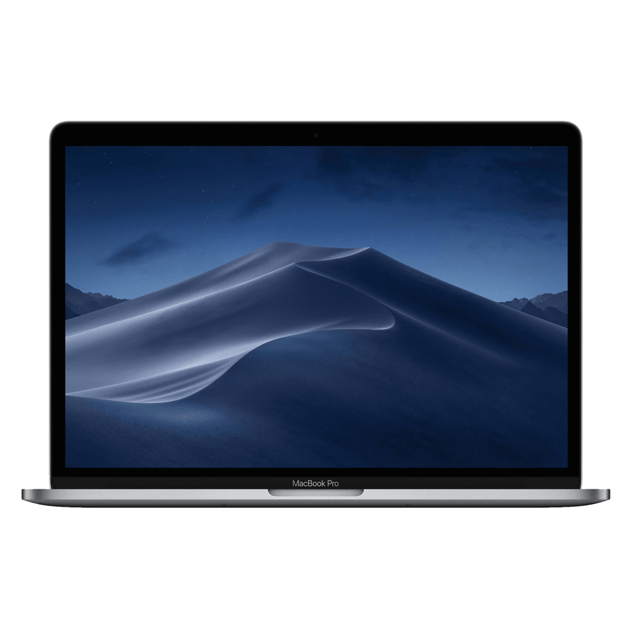 "Space Grau Apple 13"" MacBook Pro Touch Bar (Mid 2019) - English (QWERTY).1"