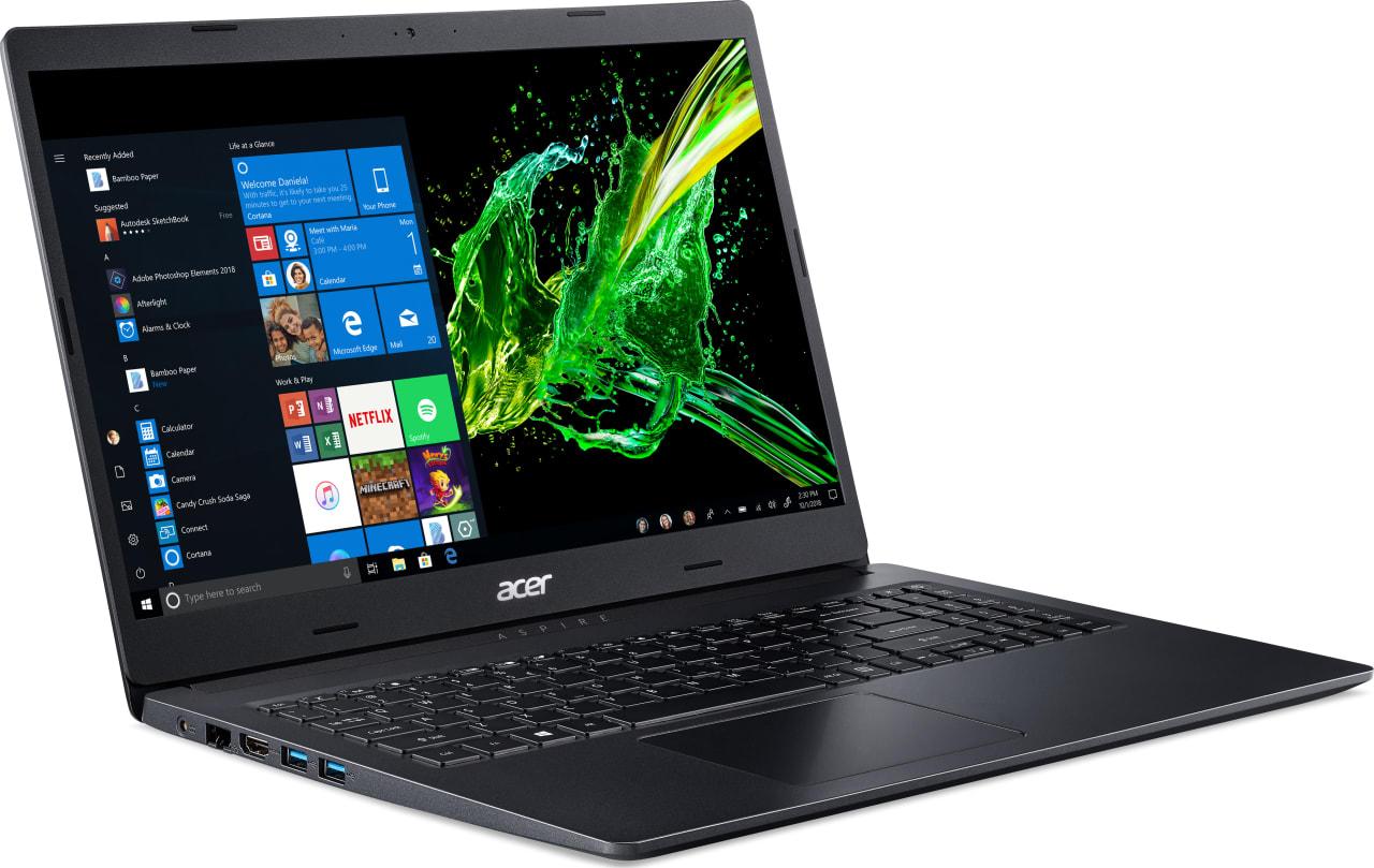 Black Acer Aspire 3 A315-55G-517D.3