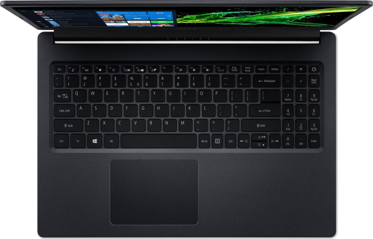Black Acer Aspire 3 A315-55G-517D.4
