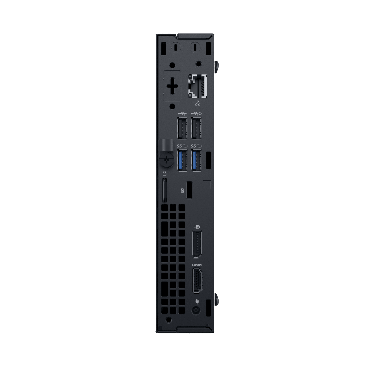Schwarz Dell OptiPlex 3060.2
