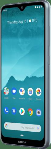 Eisfarbe Nokia 6.2 64GB Dual Sim.3
