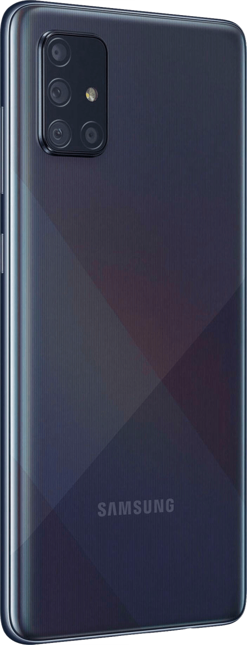 Schwarz Samsung Galaxy A71 128GB.2
