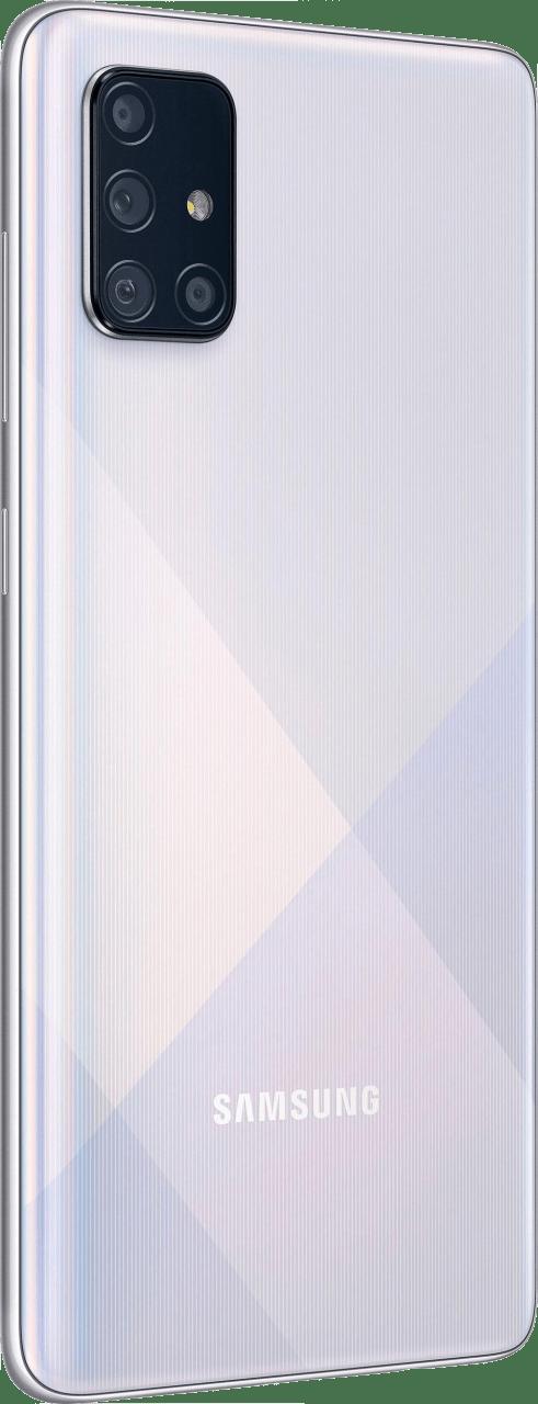 Silver Samsung Galaxy A71 128GB.3
