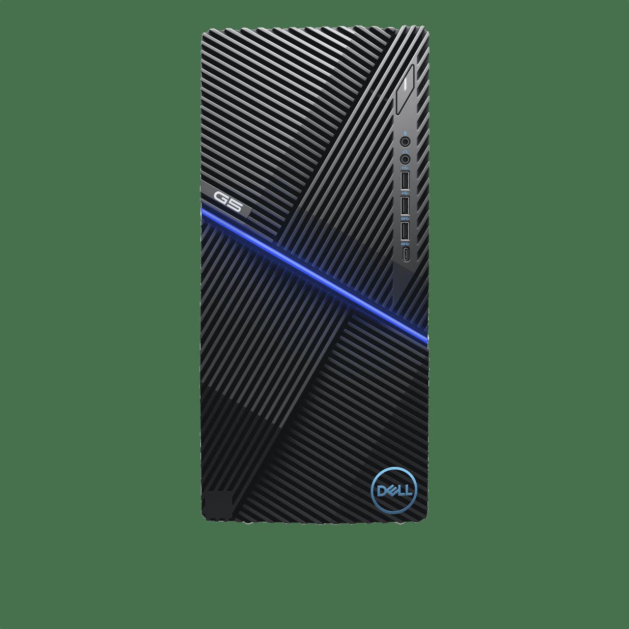 Schwarz Dell G5 Tower 5090.1
