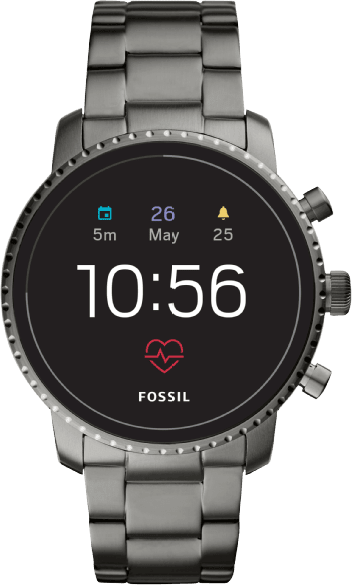 Smoke Gray Fossil Explorist HR (4th Generation).1