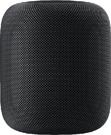 Space Grey Apple HomePod.1