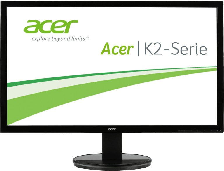 """Black Acer 24"""" - K242HQLC.1"""