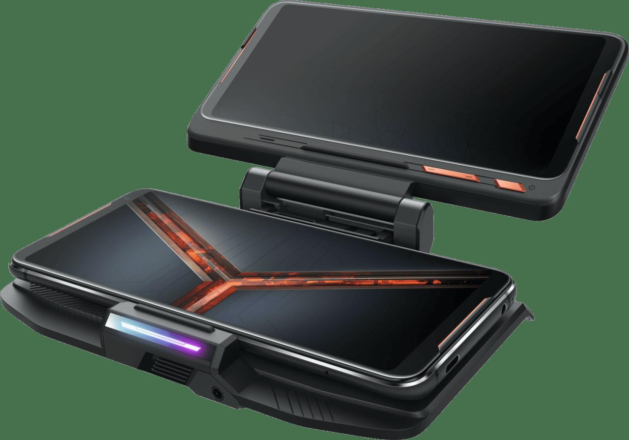 Schwarz Asus TwinView Dock II Gamepad.1