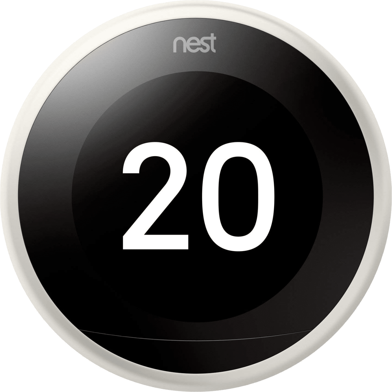 Weiß Nest Learning - Intelligent Thermostat 3A Generation.1