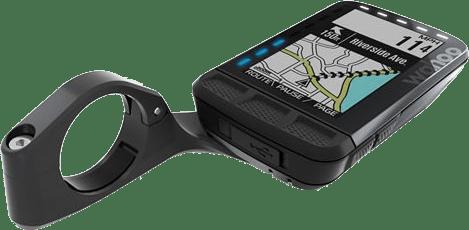 Zwart Wahoo Fitness ELEMNT ROAM GPS-fietscomputer.2
