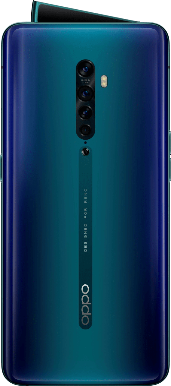 Ocean Blue Oppo Reno 2 128GB.3