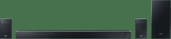 Black Samsung HW-Q90R.1