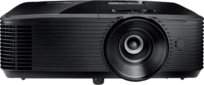 Schwarz Optoma HD144X Beamer - Full HD.1