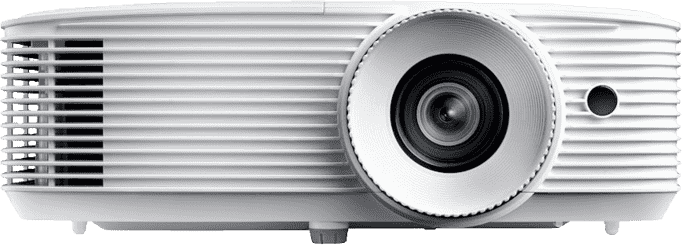White Optoma HD29H.1