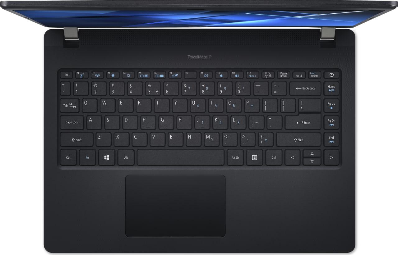 Black Acer TravelMate P2 TMP214-52-72Z3.2