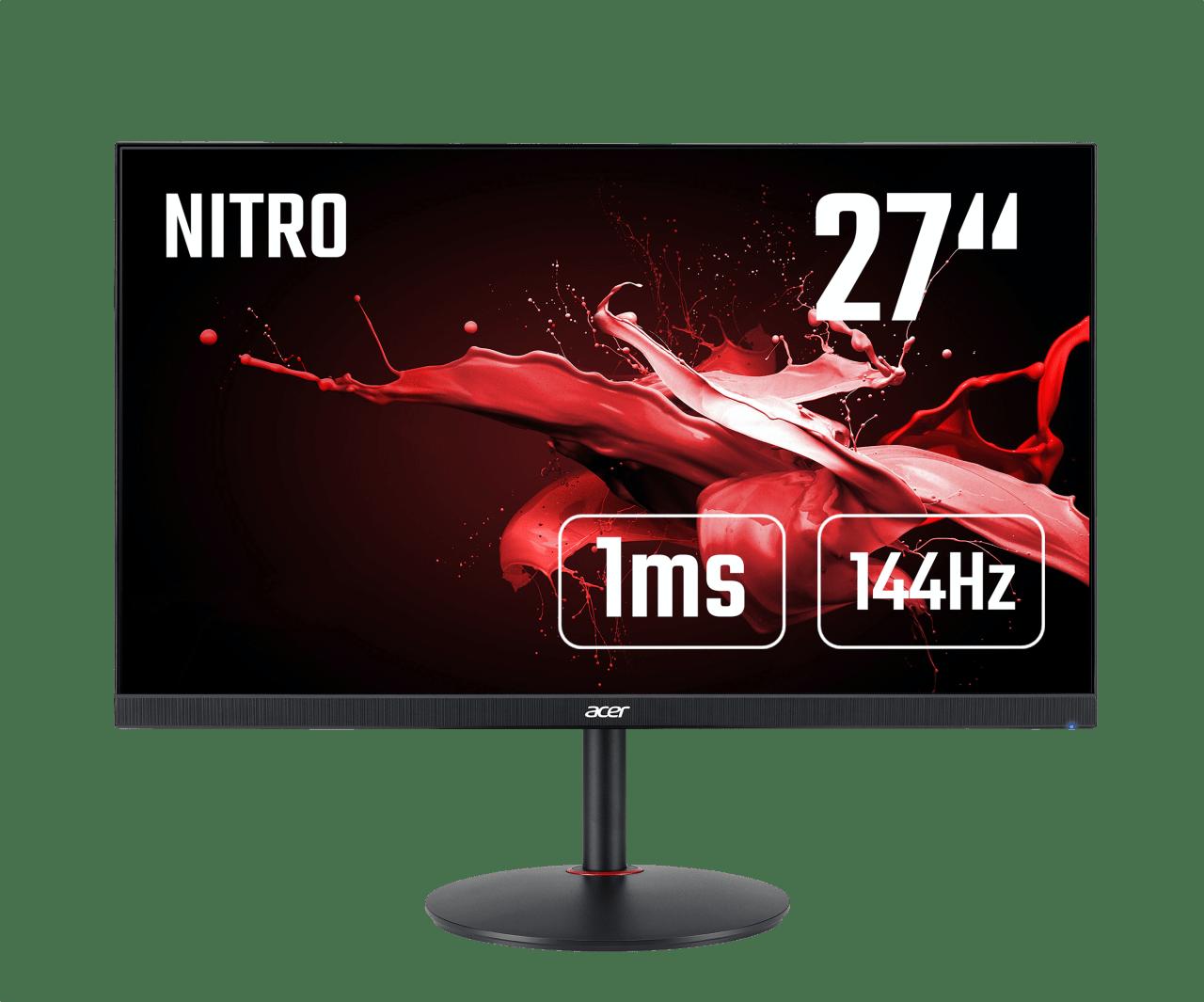 "Schwarz Acer - 27"" Nitro XV272UP UM.HX2EE.P01.1"