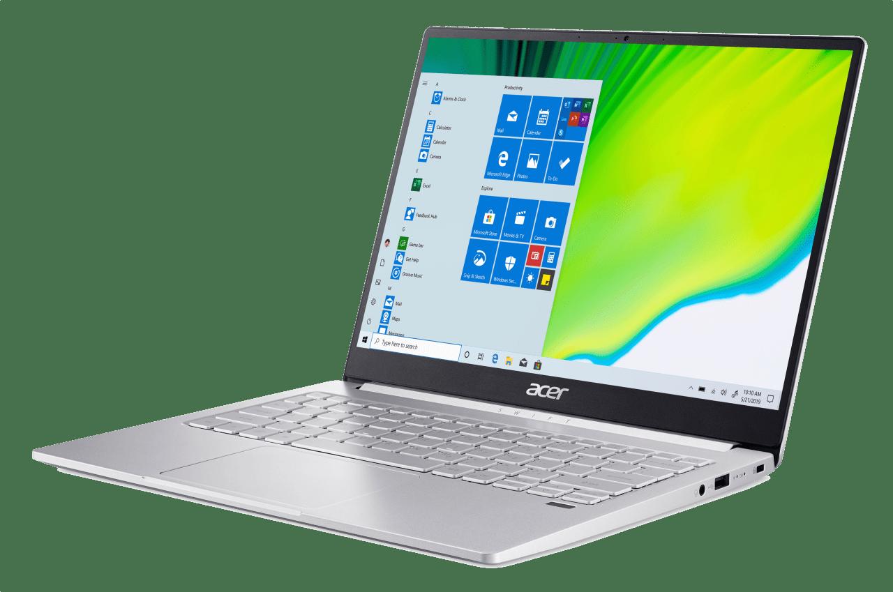 Silber Acer Swift 3 SF313-52-71Y7.4