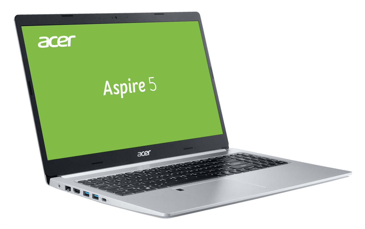 Silver Acer Aspire 5 A515-55-345C.2