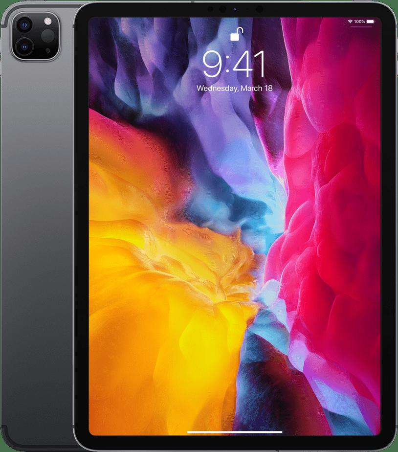 """Space Grey Apple 11"""" iPad Pro WiFi 256GB (2020).1"""